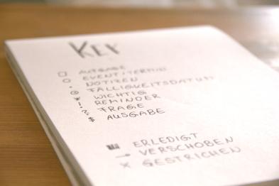 Bullet Journal Key Idea Inspiration Spread